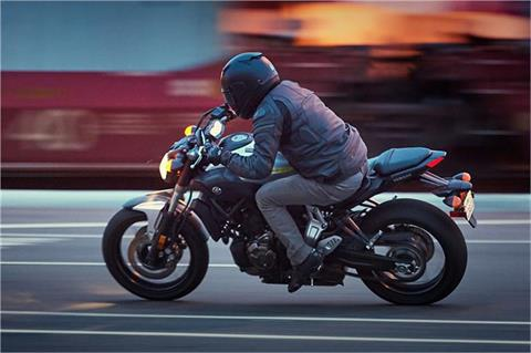 2017 Yamaha FZ-07 in Pittsburgh, Pennsylvania