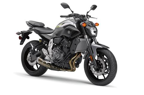 2017 Yamaha FZ-07 in Sumter, South Carolina