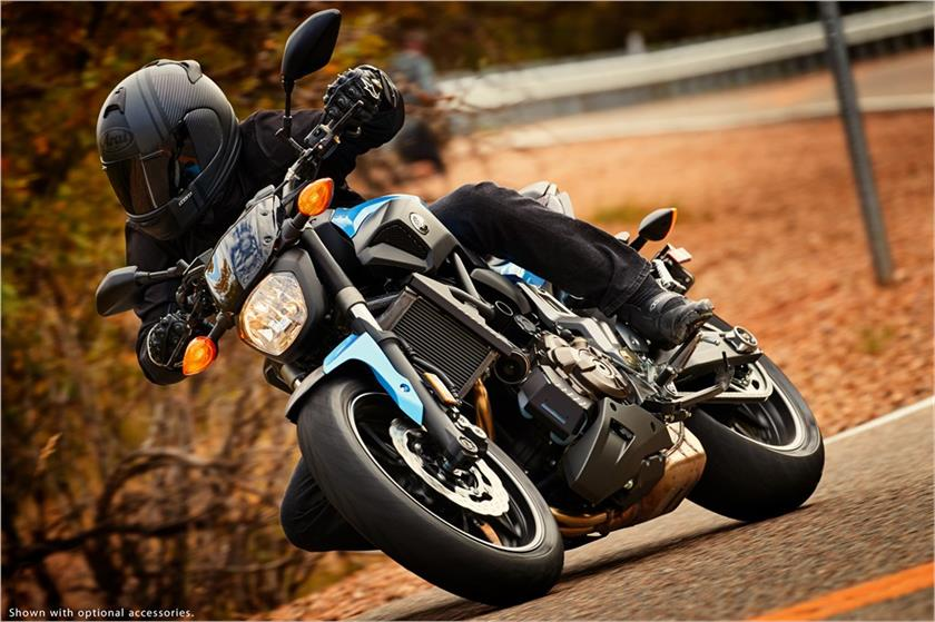 2017 Yamaha FZ-07 in Tamworth, New Hampshire