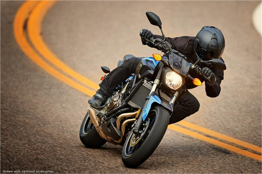 2017 Yamaha FZ-07 in Fairview, Utah