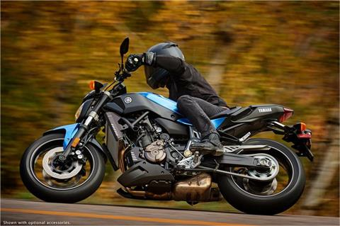 2017 Yamaha FZ-07 in Berkeley, California