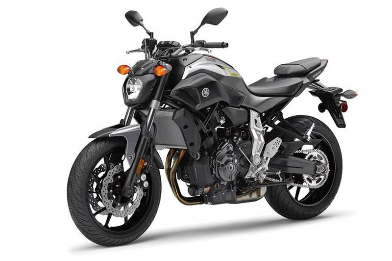 2017 yamaha fz 07 motorcycles denver colorado stocknumber for Yamaha installment financing
