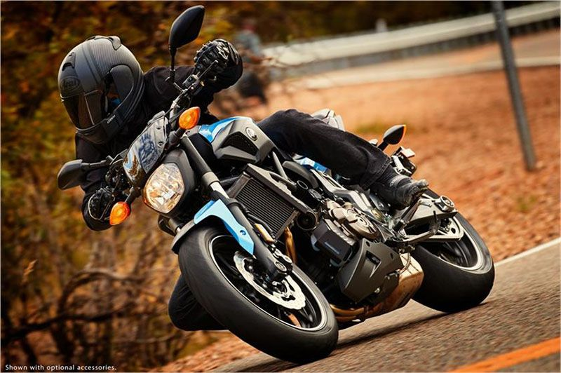 2017 Yamaha FZ-07 in Metuchen, New Jersey - Photo 4
