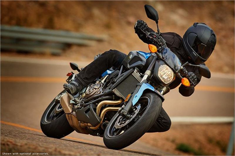 2017 Yamaha FZ-07 in Merced, California