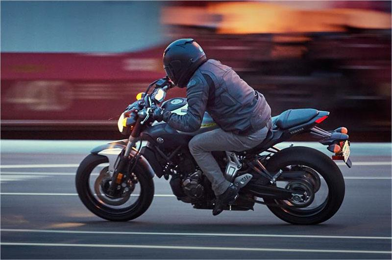 2017 Yamaha FZ-07 in Olympia, Washington