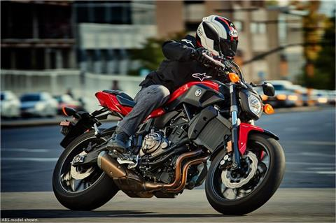 2017 Yamaha FZ-07 ABS in Goleta, California