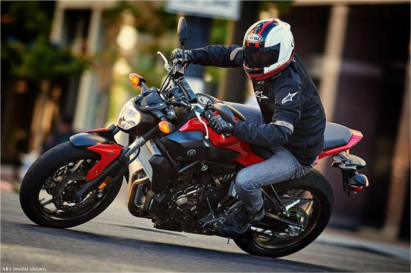 2017 Yamaha FZ-07 ABS in Olympia, Washington
