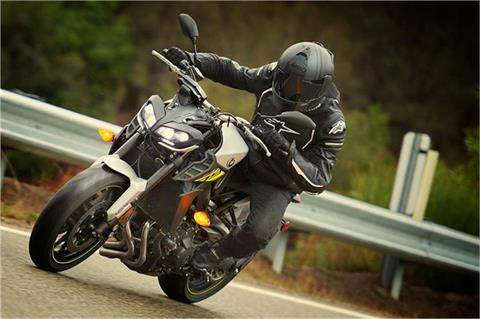 2017 Yamaha FZ-09 in Woodinville, Washington - Photo 9