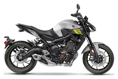2017 Yamaha FZ-09 in Burleson, Texas - Photo 1