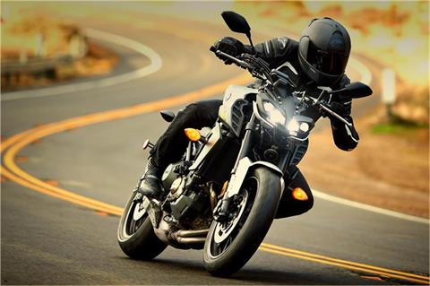 2017 Yamaha FZ-09 in Berkeley, California