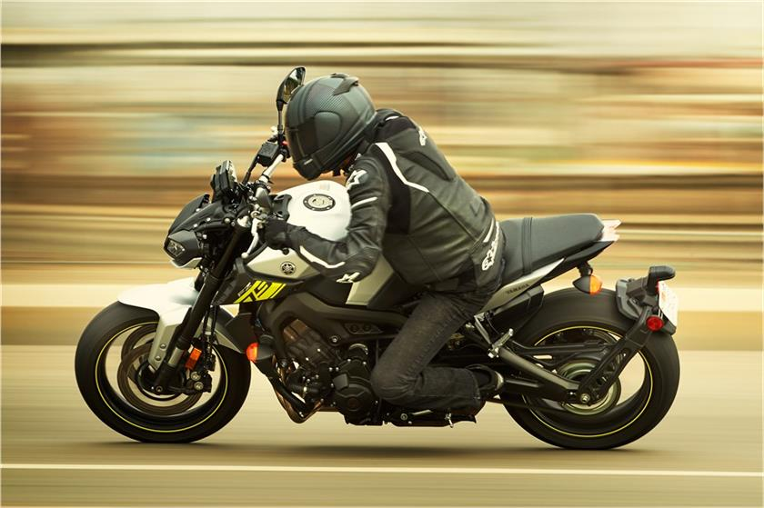 2017 Yamaha FZ-09 in Goleta, California