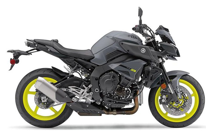 2017 Yamaha FZ-10 in Laurel, Maryland - Photo 8