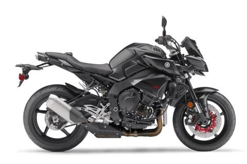 2017 Yamaha FZ-10 in Hendersonville, North Carolina