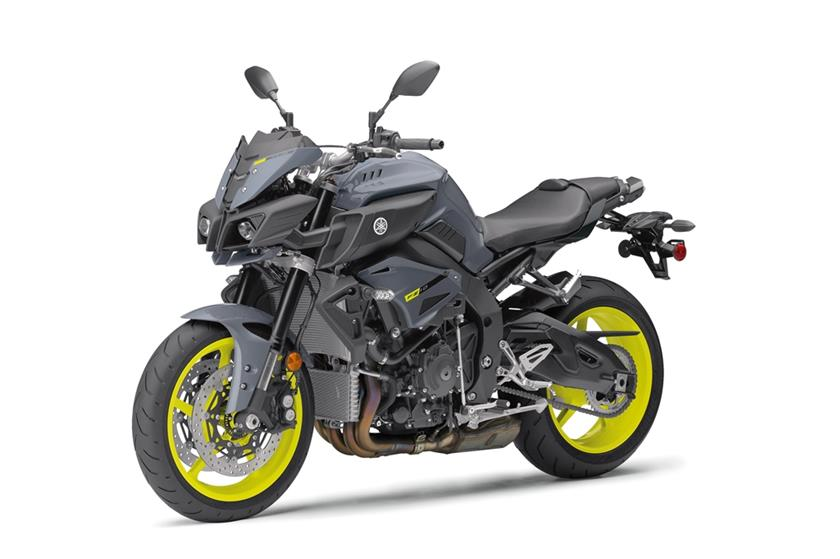 2017 Yamaha FZ-10 in Utica, New York