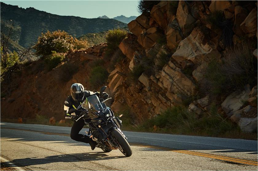 2017 Yamaha FZ-10 in Santa Clara, California