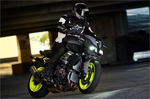 2017 Yamaha FZ-10 in Merced, California