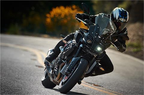 2017 Yamaha FZ-10 in Derry, New Hampshire