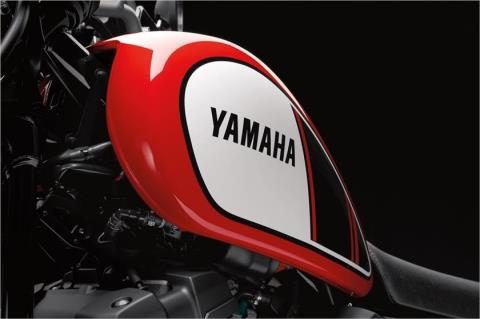 2017 Yamaha SCR950 in Coloma, Michigan