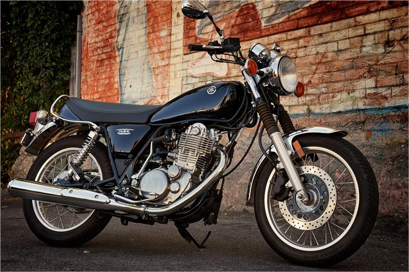 2017 Yamaha SR400 in San Jose, California