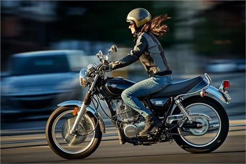 2017 Yamaha SR400 in Hicksville, New York