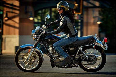 2017 Yamaha SR400 in Tyrone, Pennsylvania