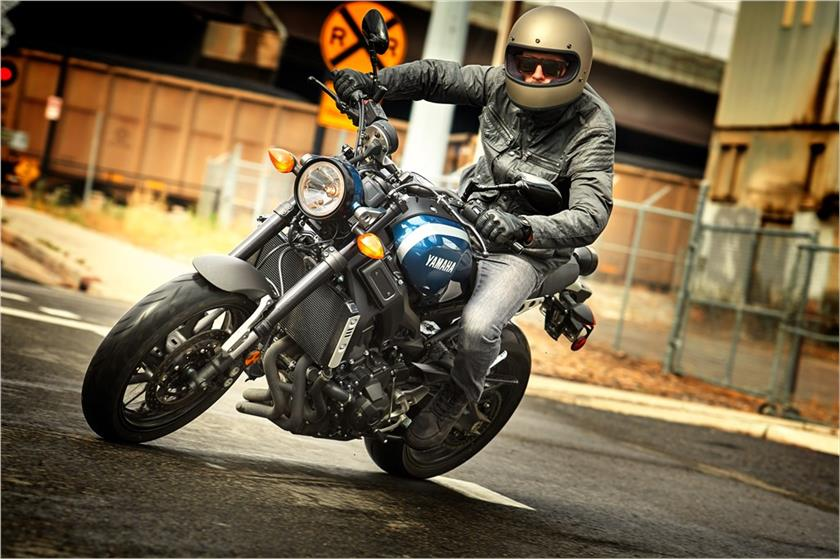 2017 Yamaha XSR900 in Simi Valley, California