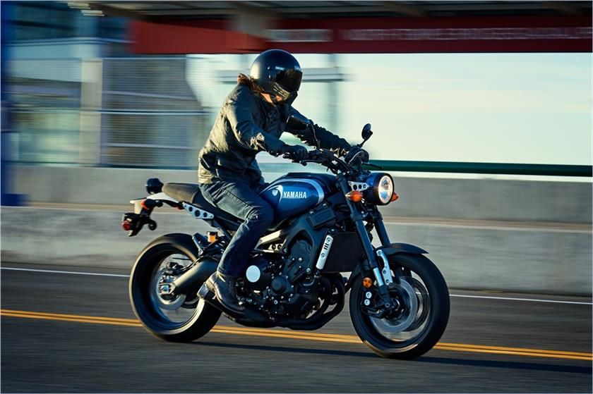 2017 Yamaha XSR900 in Phillipston, Massachusetts