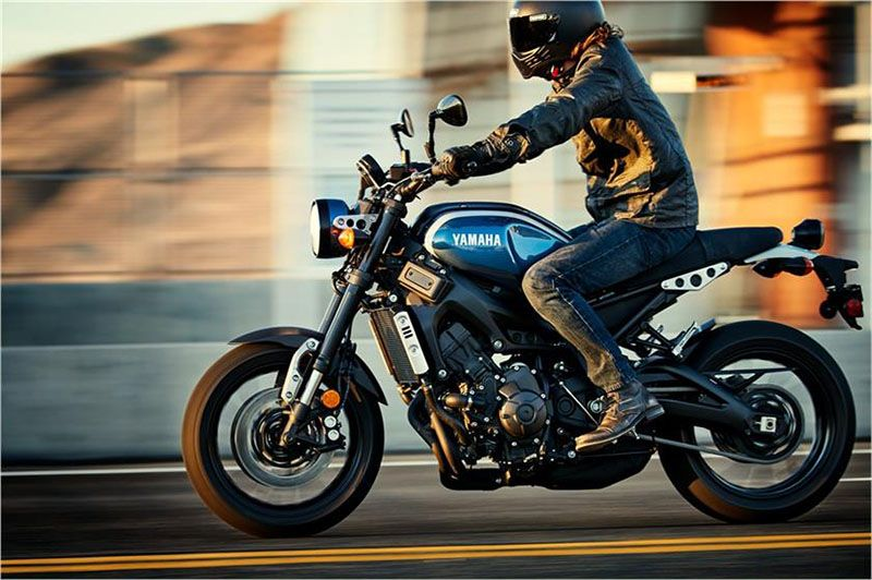 2017 Yamaha XSR900 in State College, Pennsylvania