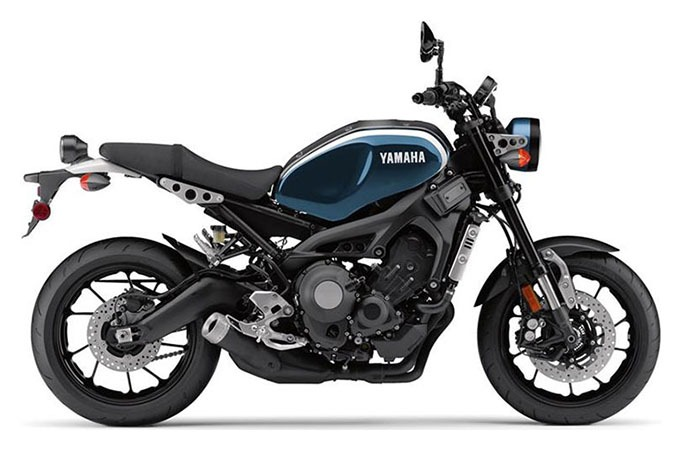 2017 Yamaha XSR900 in Berkeley, California - Photo 1