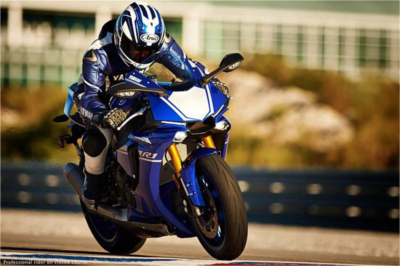 2017 Yamaha YZF-R1 in Asheville, North Carolina