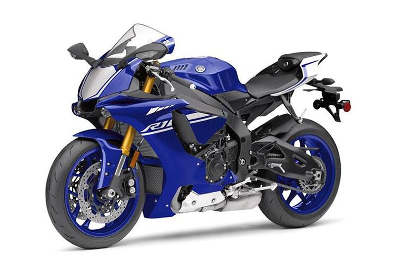 New 2017 yamaha yzf r1 motorcycles in lowell nc stock for Yamaha installment financing