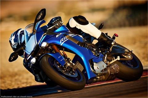 2017 Yamaha YZF-R1 in Lowell, North Carolina