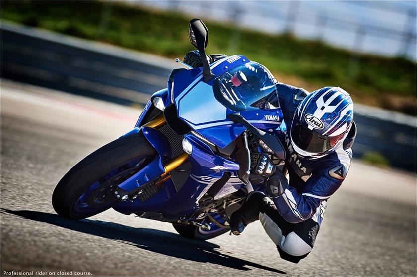 2017 Yamaha YZF-R1 in Louisville, Tennessee