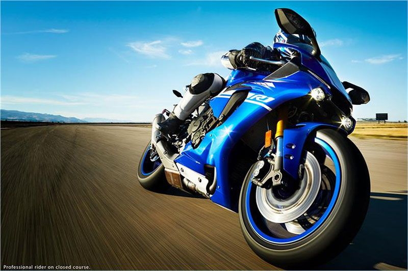 New 2017 yamaha yzf r1 motorcycles in sacramento ca for Yamaha installment financing