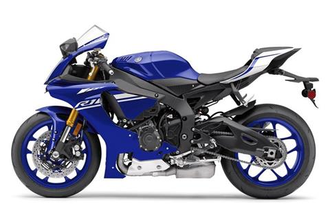2017 Yamaha YZF-R1 in Hendersonville, North Carolina