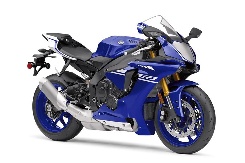 2017 Yamaha YZF-R1 in Coloma, Michigan