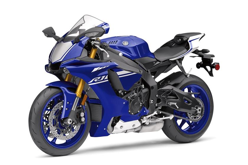 2017 Yamaha YZF-R1 in Statesville, North Carolina