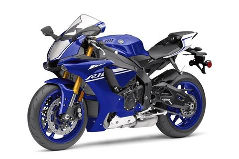 2017 Yamaha YZF-R1 in North Mankato, Minnesota