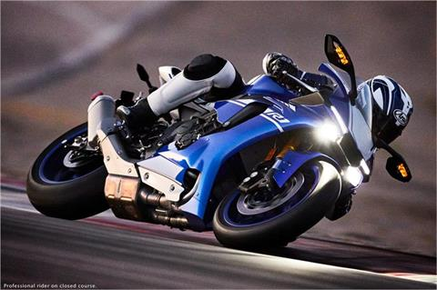 2017 Yamaha YZF-R1 in Roseville, California