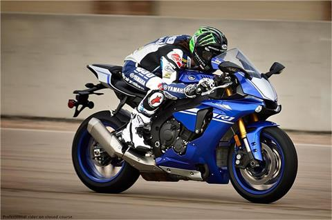 2017 Yamaha YZF-R1 in Berkeley, California - Photo 6