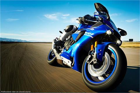 2017 Yamaha YZF-R1 in Berkeley, California - Photo 11