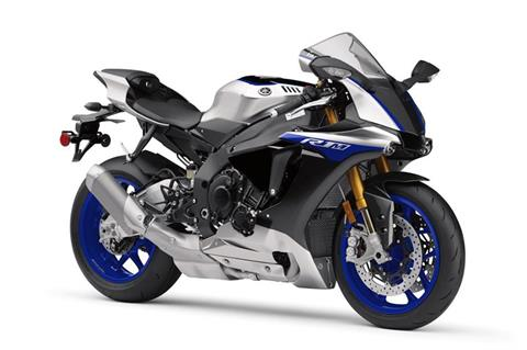 2017 Yamaha YZF-R1M in Derry, New Hampshire