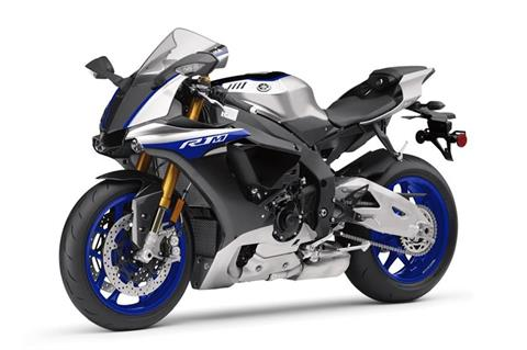 2017 Yamaha YZF-R1M in Richardson, Texas