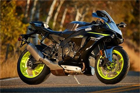 2017 Yamaha YZF-R1S in Tamworth, New Hampshire