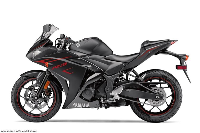 2017 Yamaha YZF-R3 in Marietta, Ohio