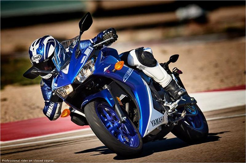 2017 Yamaha YZF-R3 in Berkeley, California
