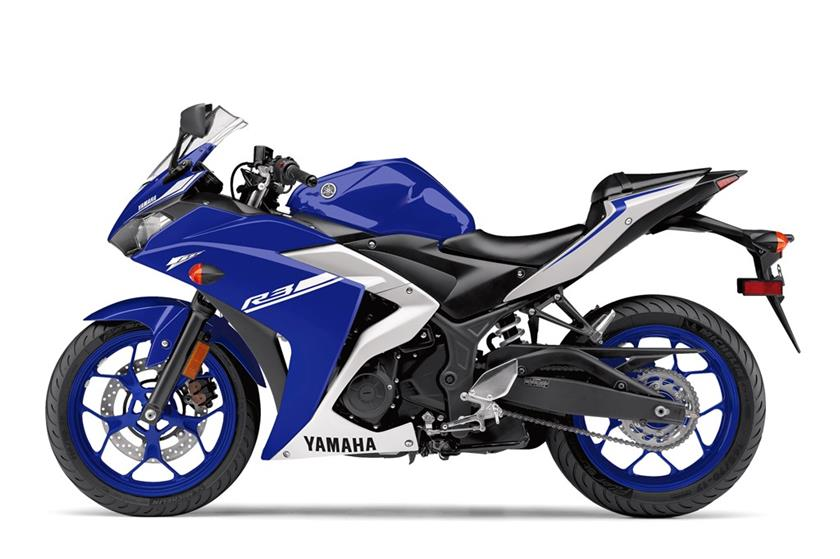 2017 Yamaha YZF-R3 in Deptford, New Jersey