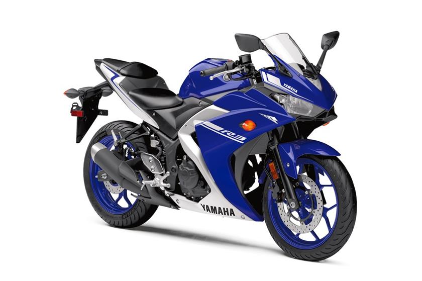 2017 Yamaha YZF-R3 in Massillon, Ohio