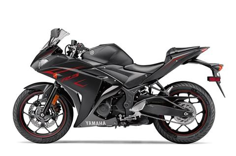2017 Yamaha YZF-R3 ABS in Massillon, Ohio