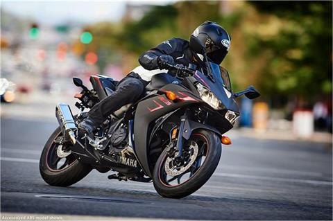 2017 Yamaha YZF-R3 ABS in Pittsburgh, Pennsylvania